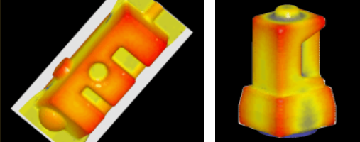 B-SIM Simulation of blow molding and sleeve